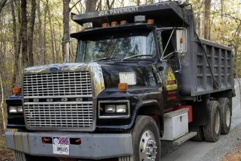 Trucking services in Blairsville